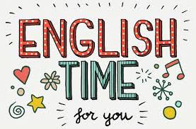 anglický jazyk III. ročník B
